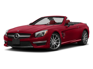 Mars Red 2013 Mercedes-Benz SL-Class Pictures SL-Class Roadster 2D SL63 AMG photos front view