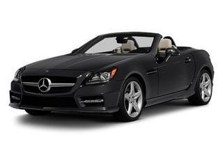 Steel Grey Metallic 2013 Mercedes-Benz SLK-Class Pictures SLK-Class Roadster 2D SLK55 AMG photos front view
