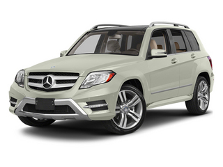 Iridium Silver Metallic 2013 Mercedes-Benz GLK-Class Pictures GLK-Class Utility 4D GLK350 2WD photos front view
