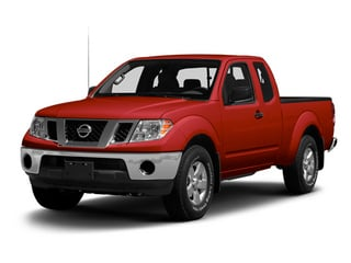 Lava Red 2013 Nissan Frontier Pictures Frontier King Cab SV 2WD photos front view