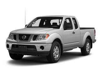 Brilliant Silver 2013 Nissan Frontier Pictures Frontier King Cab SV 2WD photos front view