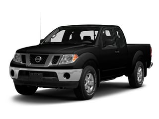 Super Black 2013 Nissan Frontier Pictures Frontier King Cab SV 2WD photos front view