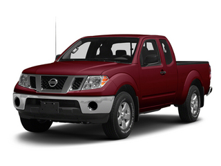Cayenne Red 2013 Nissan Frontier Pictures Frontier King Cab SV 2WD photos front view