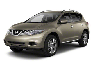 Tinted Bronze 2013 Nissan Murano Pictures Murano Utility 4D SL 2WD V6 photos front view