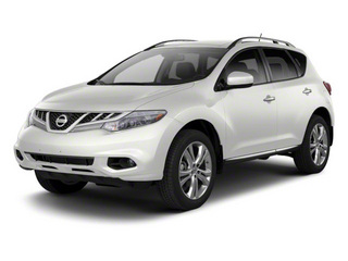 Glacier Pearl 2013 Nissan Murano Pictures Murano Utility 4D SL 2WD V6 photos front view