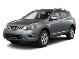 Platinum Graphite 2013 Nissan Rogue Pictures Rogue Utility 4D S 2WD I4 photos front view