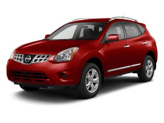 Cayenne Red 2013 Nissan Rogue Pictures Rogue Utility 4D S 2WD I4 photos front view