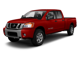 Cayenne Red 2013 Nissan Titan Pictures Titan Crew Cab S 2WD photos front view