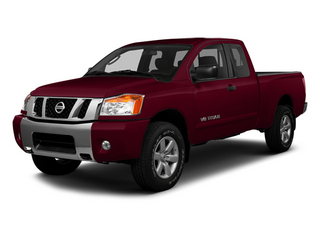 Cayenne Red 2013 Nissan Titan Pictures Titan King Cab SV 2WD photos front view