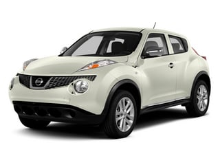 Pearl White 2013 Nissan JUKE Pictures JUKE Utlity 4D SL 2WD I4 Turbo photos front view