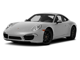 Platinum Silver Metallic 2013 Porsche 911 Pictures 911 Coupe 2D H6 photos front view