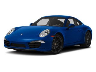 Aqua Blue Metallic 2013 Porsche 911 Pictures 911 Coupe 2D H6 photos front view