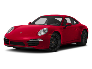 Guards Red 2013 Porsche 911 Pictures 911 Coupe 2D H6 photos front view