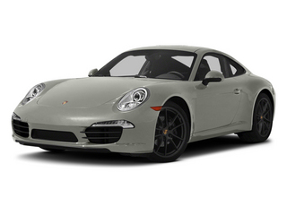 GT Silver Metallic 2013 Porsche 911 Pictures 911 Coupe 2D H6 photos front view