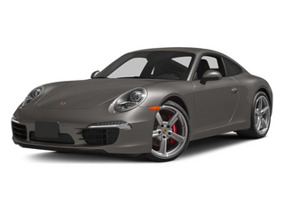 Meteor Grey Metallic 2013 Porsche 911 Pictures 911 Coupe 2D Turbo S AWD H6 photos front view