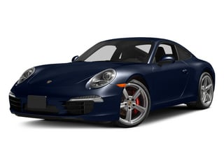 Dark Blue Metallic 2013 Porsche 911 Pictures 911 Coupe 2D Turbo S AWD H6 photos front view
