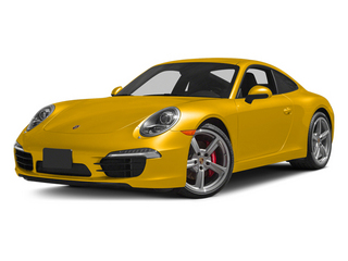 Racing Yellow 2013 Porsche 911 Pictures 911 Coupe 2D S H6 photos front view