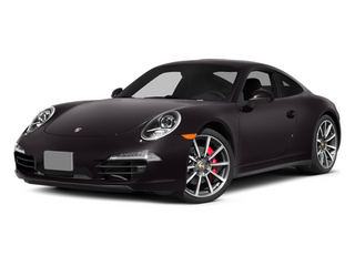 Anthracite Brown Metallic 2013 Porsche 911 Pictures 911 Coupe 2D 4 AWD H6 photos front view