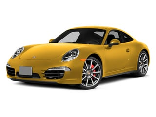 Racing Yellow 2013 Porsche 911 Pictures 911 Coupe 2D 4 AWD H6 photos front view