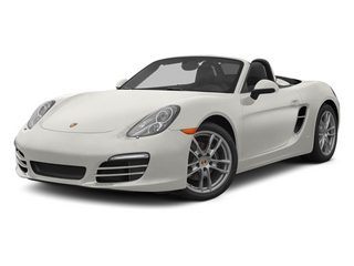 White 2013 Porsche Boxster Pictures Boxster Roadster 2D photos front view