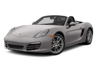 Agate Grey Metallic 2013 Porsche Boxster Pictures Boxster Roadster 2D photos front view