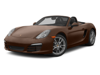 Mahogany Metallic 2013 Porsche Boxster Pictures Boxster Roadster 2D photos front view