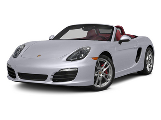 White 2013 Porsche Boxster Pictures Boxster Roadster 2D S photos front view