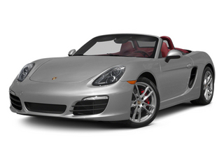 Platinum Silver Metallic 2013 Porsche Boxster Pictures Boxster Roadster 2D S photos front view