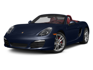 Dark Blue Metallic 2013 Porsche Boxster Pictures Boxster Roadster 2D S photos front view