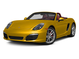 Racing Yellow 2013 Porsche Boxster Pictures Boxster Roadster 2D S photos front view