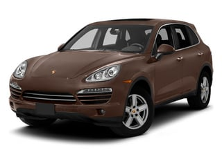 Umber Metallic 2013 Porsche Cayenne Pictures Cayenne Utility 4D Diesel AWD (V6) photos front view