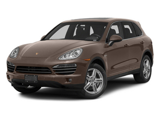 Umber Metallic 2013 Porsche Cayenne Pictures Cayenne Utility 4D S Hybrid AWD (V6) photos front view