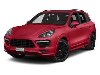 Carmine Red 2013 Porsche Cayenne Pictures Cayenne Utility 4D GTS AWD photos front view