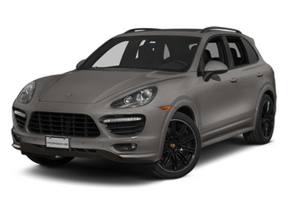 Meteor Grey Metallic 2013 Porsche Cayenne Pictures Cayenne Utility 4D GTS AWD photos front view