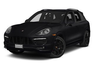 Black 2013 Porsche Cayenne Pictures Cayenne Utility 4D GTS AWD photos front view