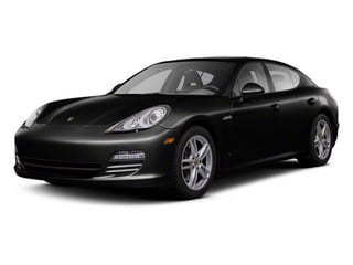 Special Order 2013 Porsche Panamera Pictures Panamera Hatchback 4D 4 AWD photos front view