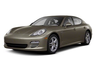 Topaz Brown Metallic 2013 Porsche Panamera Pictures Panamera Hatchback 4D GTS AWD photos front view