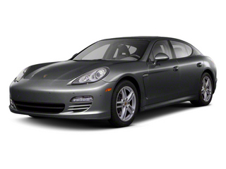 Agate Grey Metallic 2013 Porsche Panamera Pictures Panamera Hatchback 4D GTS AWD photos front view