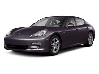 Amethyst Metallic 2013 Porsche Panamera Pictures Panamera Hatchback 4D GTS AWD photos front view