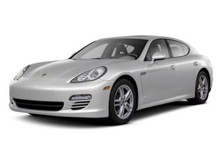 GT Silver Metallic 2013 Porsche Panamera Pictures Panamera Hatchback 4D GTS AWD photos front view