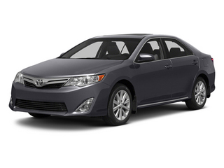 Cosmic Gray Mica 2013 Toyota Camry Pictures Camry Sedan 4D XLE V6 photos front view