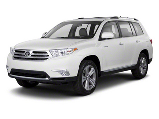 Blizzard Pearl 2013 Toyota Highlander Pictures Highlander Utility 4D 2WD I4 photos front view