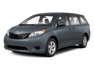 Shoreline Blue Pearl 2013 Toyota Sienna Pictures Sienna Wagon 5D LE AWD V6 photos front view