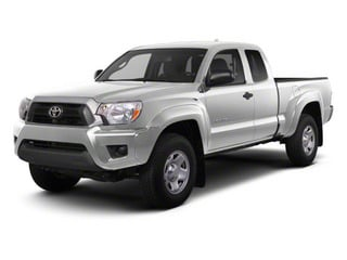 Silver Streak Metallic 2013 Toyota Tacoma Pictures Tacoma Base Access Cab 4WD V6 photos front view