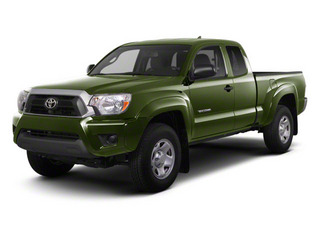 Spruce Mica 2013 Toyota Tacoma Pictures Tacoma Base Access Cab 4WD V6 photos front view