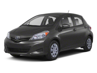Magnetic Gray Metallic 2013 Toyota Yaris Pictures Yaris Hatchback 5D LE I4 photos front view