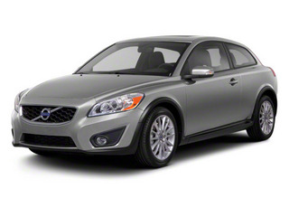 Electric Silver Metallic 2013 Volvo C30 Pictures C30 Hatchback 3D I5 Turbo photos front view