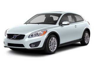 Ice White 2013 Volvo C30 Pictures C30 Hatchback 3D I5 Turbo photos front view