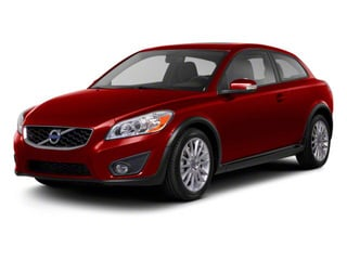 Flamenco Red Metallic 2013 Volvo C30 Pictures C30 Hatchback 3D I5 Turbo photos front view