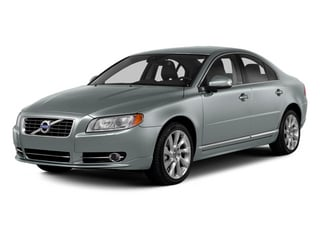 Electric Silver Metallic 2013 Volvo S80 Pictures S80 Sedan 4D I6 photos front view